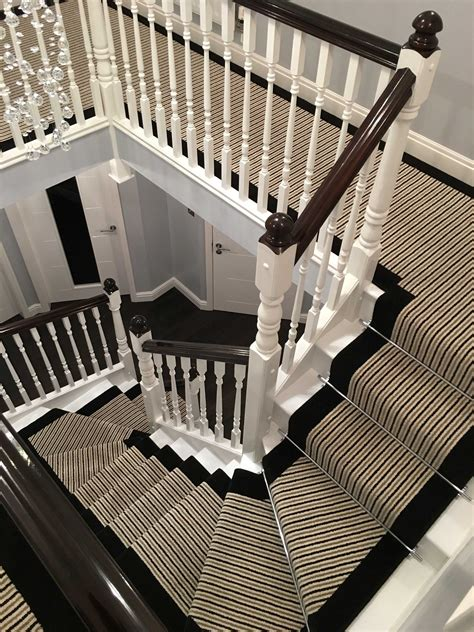 pretty painted stairs ideas  inspire  home
