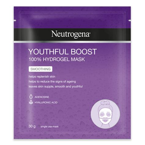 Youthful Boost Hydrogel Mask | NEUTROGENA® Australia