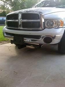 Best Front Mount Hitch Receiver  - Dodge Diesel