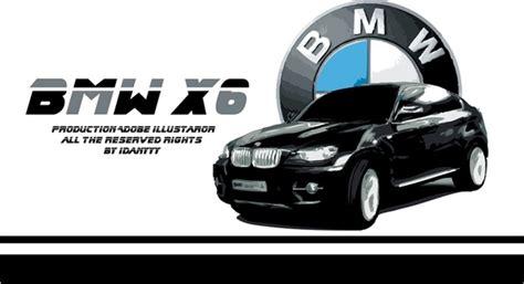 bmw  vector    vector  commercial