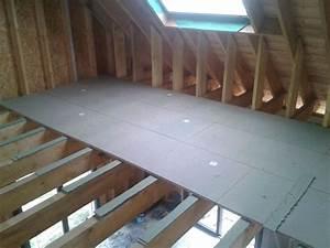 Plancher Bois Etage : pose du plancher de l 39 tage samedi 03 ao t 2013 ~ Premium-room.com Idées de Décoration