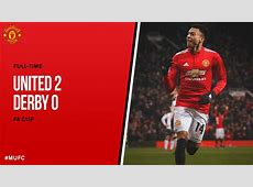 DOWNLOAD VIDEO Manchester United vs Derby County 20