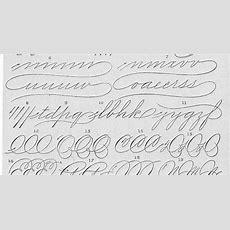 Spencer's New Standard Writing  Movement Drill 2  Lettering  Pinterest Exercises