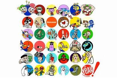 Cartoons Nicktoons 90s Worst Nickelodeon 90 Yeah