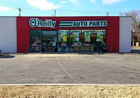 O'reilly Auto Parts In Wichita, Ks 67214