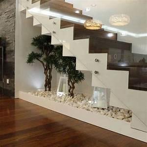 les 39 meilleures images du tableau escalier sur pinterest With idee deco sous escalier
