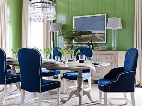 navy blue green dining room i really like this