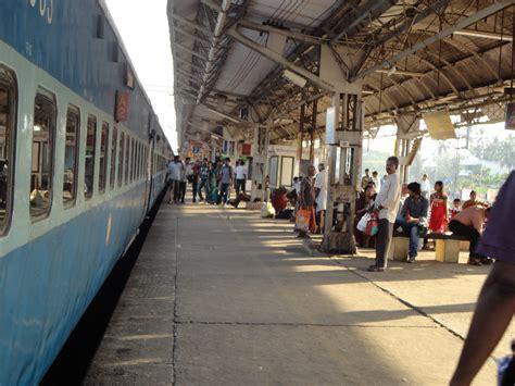 thrissur railway station thrissur city
