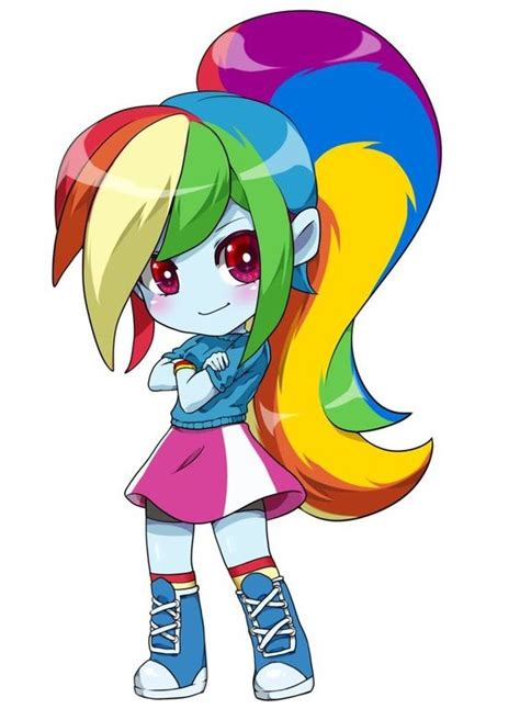 equestria girl chibi picture   pony pictures pony pictures mlp pictures