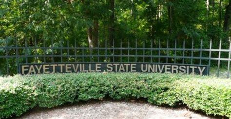 fayetteville state university   black