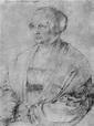 Dürer, Albrecht: Porträt der Margarete von Brandenburg ...