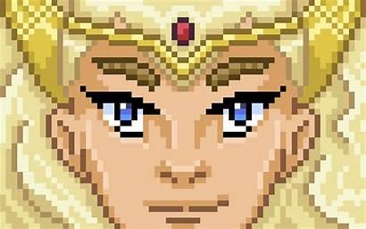 She Pixel Ra