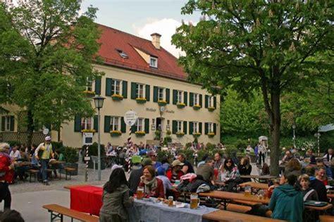 Aumeister Biergarten & Restaurant  Englischer Garten München