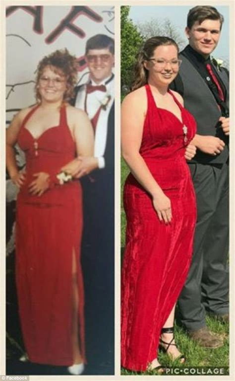Teens Wearing Moms Prom Dresses Is Best Trend Of The Year