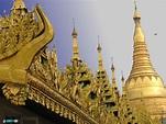 Photo Gallery of Shwedagon Pagoda at Yangon (Rangoon ...