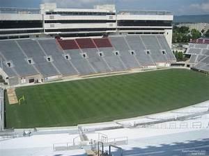 Lane Stadium Interactive Seating Chart Lane Stadium Section 37 Rateyourseats Com