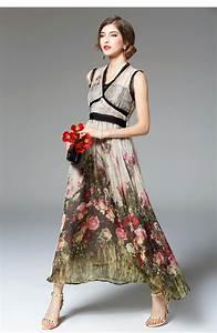 nexiia nouvelles femmes de mode d39ete chinois robe haut de With robe col chinois