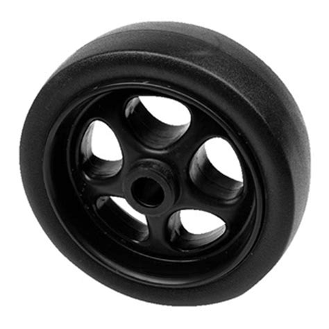 Boat Trailer Tongue Wheels by Seachoice 174 Fold Up Trailer 6 Quot Spare Wheel 172521
