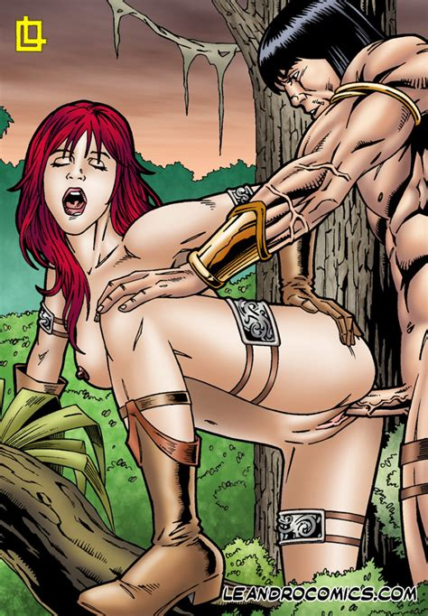 Red Sonja Hentai Pics Superheroes Pictures Luscious