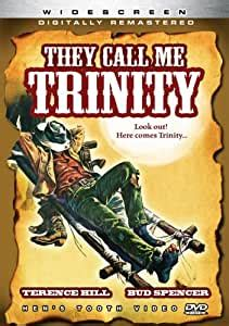 Amazon.com: They Call Me Trinity: Terence Hill, Farley