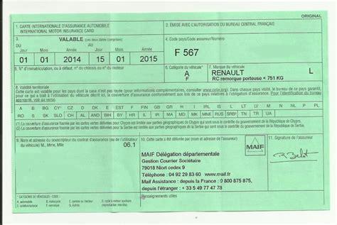numero de carte verte www trafic amenage forum voir le sujet assurer fourgon pour partir 224 l 233 tranger