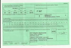 Carte Verte Assurance : mf neuf sans cg tonnant non page 4 ~ Gottalentnigeria.com Avis de Voitures