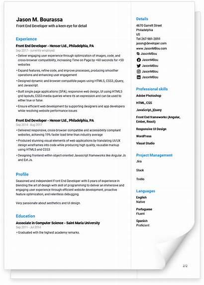 Cv Templates Template Pdf Curriculum Vitae Resume