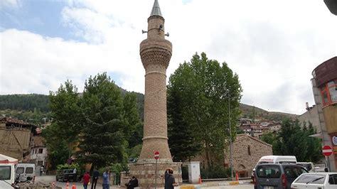 Tokatta Camisinden Ayrı Minare Sputnik Türkiye