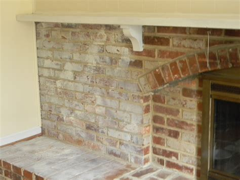 Whitewashed Brick The Painted Drawer As You Go Along Add