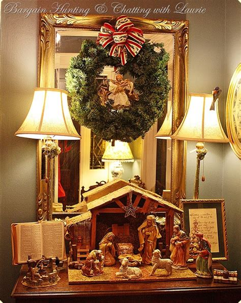 Decorating Ideas For Nativity by 25 Unique Nativity Ideas On