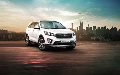 Wuling Confero Backgrounds by 2018 Kia Sorento Glide In Korea Autocarweek