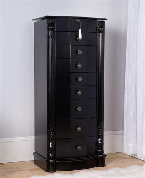 Armoire Black by Florence Jewelry Armoire Antiqued Black Hives And Honey