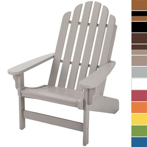 durawood essential adirondack chair pawleys island