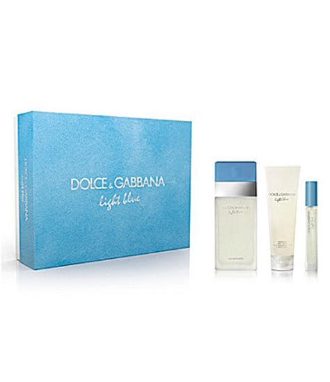 dolce and gabbana light blue gift set dolce and gabbana light blue edt 25ml gift set boots
