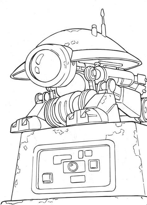 disegni da stare wars da colorare 1