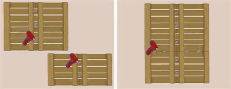 canape en palette comment faire un lit en palette