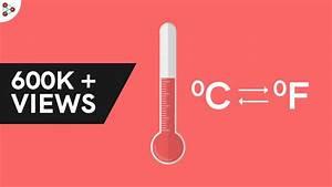 C How To : temperature conversion trick fahrenheit celsius youtube ~ A.2002-acura-tl-radio.info Haus und Dekorationen