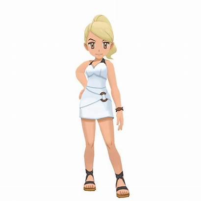 Trainer Class Gym Kantonian Beauty Kanto Spr