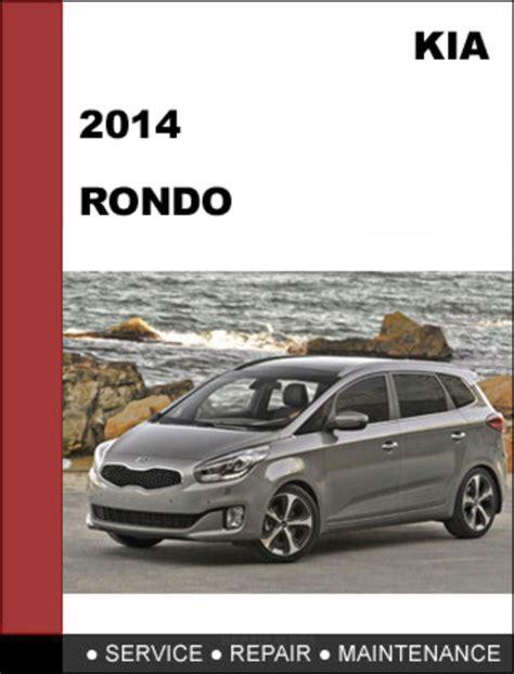 car repair manuals online pdf 2010 kia rondo auto manual kia rondo 2014 factory workshop service repair manual download ma