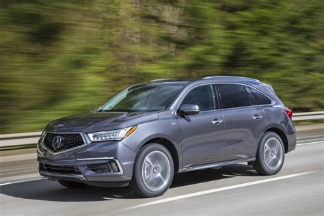 Hybrid Acura by Drive Acura Mdx Sport Hybrid Is A Thing Made