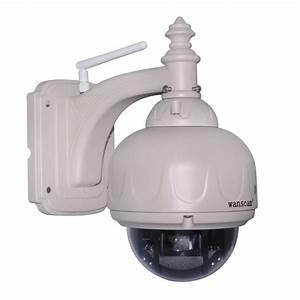 Camera Dome Exterieur : jw0010 cam ra ip dome ext rieur motoris e wifi vga avec ~ Edinachiropracticcenter.com Idées de Décoration