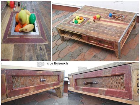 canapé pour apéro une palette de tables basses personnalisables meubles et