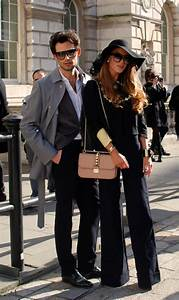 THE STYLE SCOUT - London Street Fashion Couples...