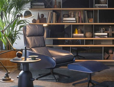 cab lounge chair by mario bellini for cassina