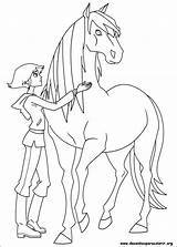 Coloring Pages Ranch Desenhos Info Horse Para Coloriage Disney Horseland Drawing Desenho sketch template