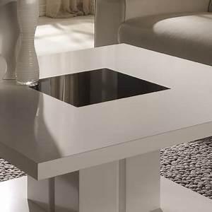 Table Carrée Blanche : javascript est d sactiv dans votre navigateur ~ Teatrodelosmanantiales.com Idées de Décoration