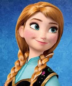 Frozen Movie Characters Anna | www.pixshark.com - Images ...