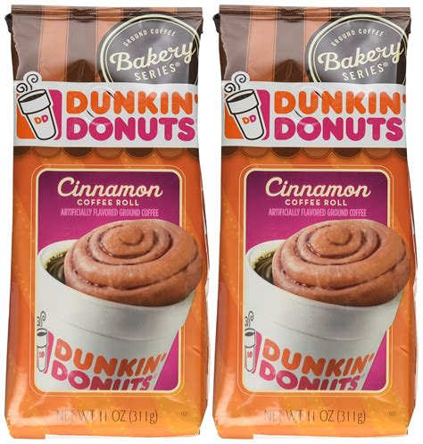 Dunkin' donuts has been serving up doughnuts and coffee for more than 65 years now, becoming a new england and international staple along the way. Amazon.com : Dunkin Donuts Ground Coffee. (Pack of 2) (Blueberry Muffin) : Grocery & Gourmet Food