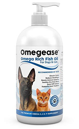 pure omega    fish oil  dogs  cats dogs