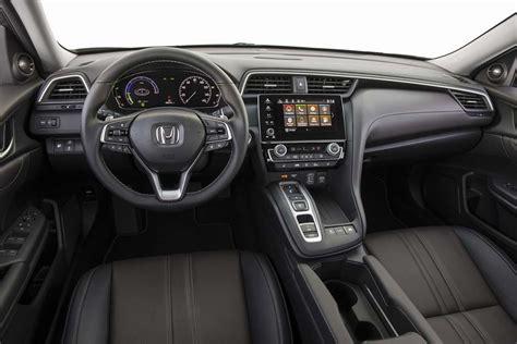 Honda Debuts 2019 Insight Hybrid Remake Thedetroitbureaucom